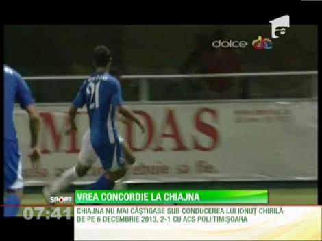 Marius Şumudică este noul antrenor al formaţiei Concordia Chiajna