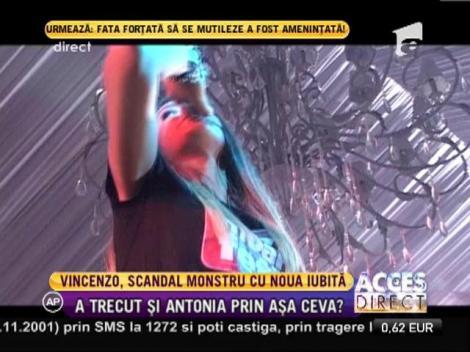 Vicenzo Castellano, scandal monstru cu noua iubită
