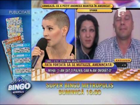 """Mihai, bărbatul acuzat că şi-a terorizat fosta iubită: """"Corina mi-a furat 2800 de euro din portofel"""""""