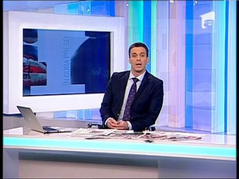 "Crin Antonescu: ""Războiul cu Antena 3 l-am pornit eu"""