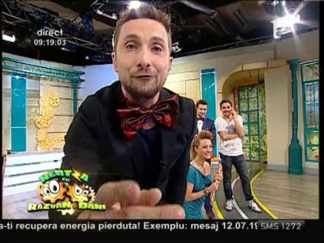 Dani, cel mai haios magician!