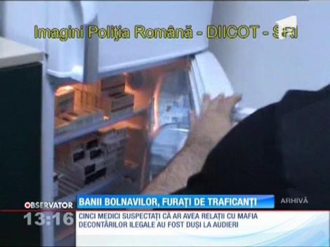Boala decontărilor ilegale nu-şi găseşte leac în sistemul sanitar românesc