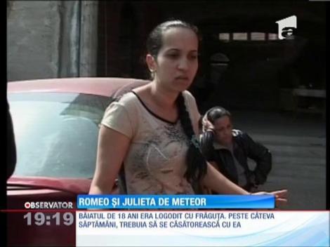 Romeo şi Julieta s-a rescris în cartierul Meteor, din Târgu Jiu