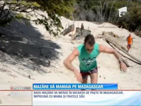 Radu Mazăre pleacă de Paşte în Madagascar