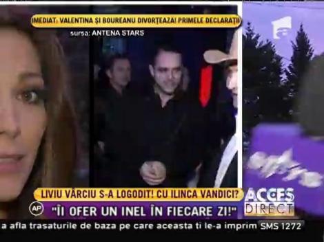 Liviu Vârciu s-a logodit!