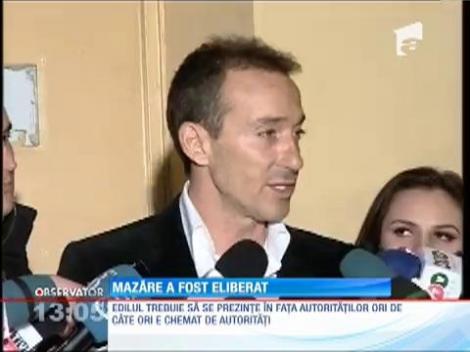 Update / Radu Mazăre a fost eliberat sub control judiciar