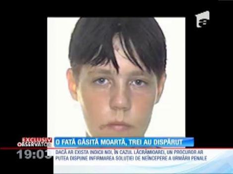 O fată dispărută de 14 zile din Rădăuţi, găsită fără suflare