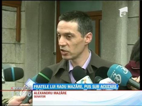 Fratele lui Radu Mazăre a fost chemat la DNA