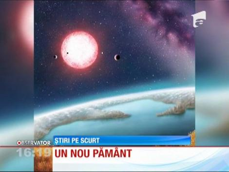 A fost descoperită prima planetă din afara Sistemului Solar pe care s-ar putea locui