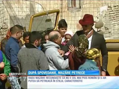 Radu Mazăre s-a spovedit în faţa arhiepiscopului Tomisului