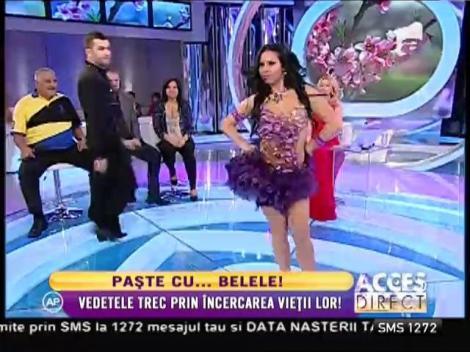 Trupa de dans Joie de Vivre, show de Paște