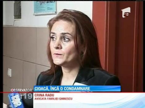 UPDATE / Cristian Cioacă a primit doi ani de închisoare pentru violarea corespondenţei Elodiei