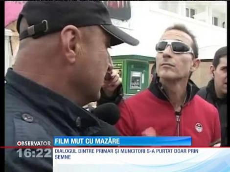 Radu Mazăre a rămas fără grai!