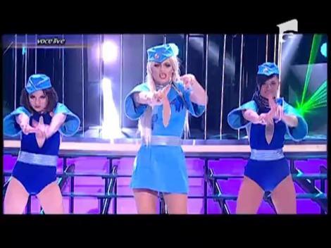 "Britney Spears - ""Toxic"". Vezi transformarea Ralukăi la ""Te cunosc de undeva!"""