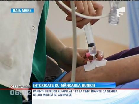 Patru fetiţe au ajuns la spital, după ce s-au intoxicat ciuperci otrăvitoare