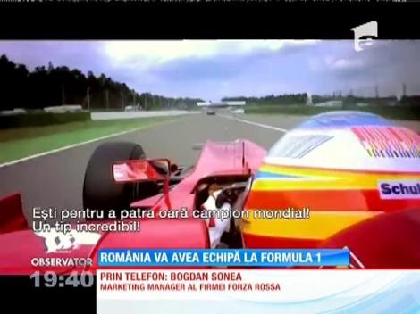 Dacia ar putea participa în urmatorul sezon de Formula 1
