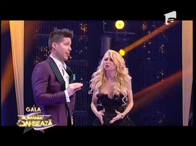 """VIDEOCLIPUL pe care toată lumea îl aştepta! Jorge şi Andreea Bălan s-au sărutat la """"România Dansează"""""""