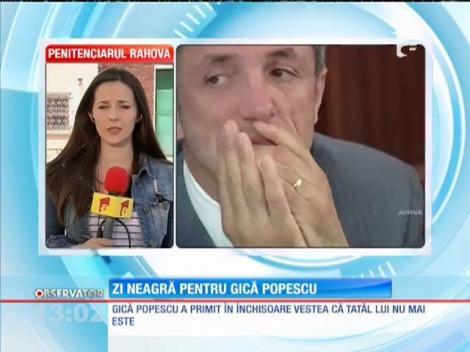 Tatăl lui Gică Popescu a murit în urma unui infarct