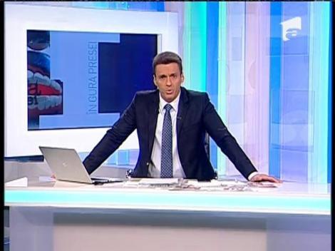 Mircea Badea, despre jurnaliştii din Călăraşi