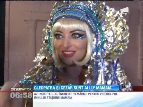 Ultimele filmari pentru videoclipul imnului staţiunii Mamaia