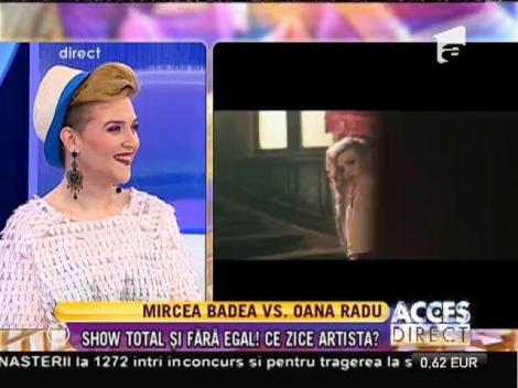 Mircea Badea vs. Oana Radu! Ce spune artista despre comentariile realizatorului tv