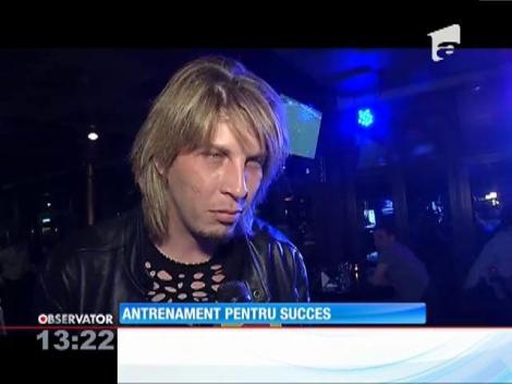 Câștigătorul sezonului 2 X Factor, Tudor Turcu, a susținut primul său concert cu noua trupă!