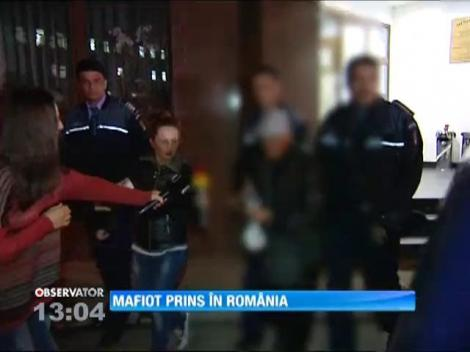 Lider al Mafiei italiene Camorra, prins în România