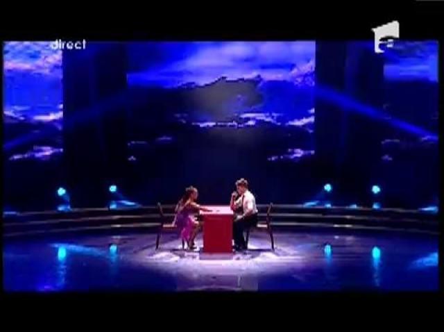 Au încins ringul de dans: Georgiana și Constantin au trecut de la gelozie la iubire maximă, în pași de cha cha