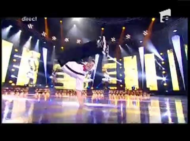 Cerul este limita: Breakdance pe acorduri clasice, marca Marcel Conțulescu