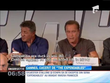 "Cu TABUL prin Cannes! ""Eroii de sacrificiu"" au invadat Riviera Franceză"