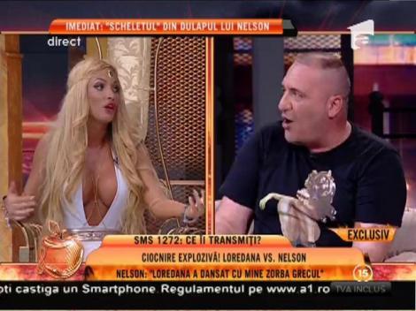 "Nelson Mondialu: Loredana Chivu a dansat cu mine ""Zorba grecul""!"