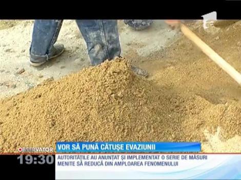 Cifrele evaziunii ating valori uriaşe în Romania