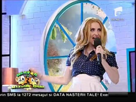 """Alina Sorescu - """"Miere în ceai"""""""