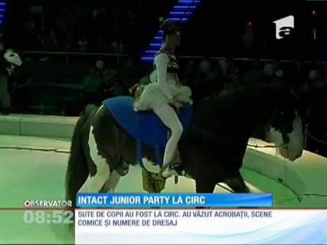 Intact Junior Party la circ