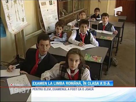 Testele naţionale pentru clasa a doua provoacă încă un cutremur în şcolile româneşti!