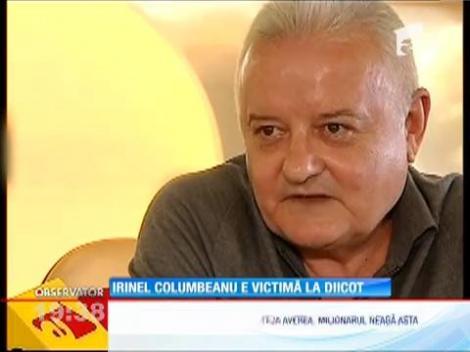 Irinel Columbeanu a ajuns la DIICOT! E victimă într-un dosar de violare a corespondenţei