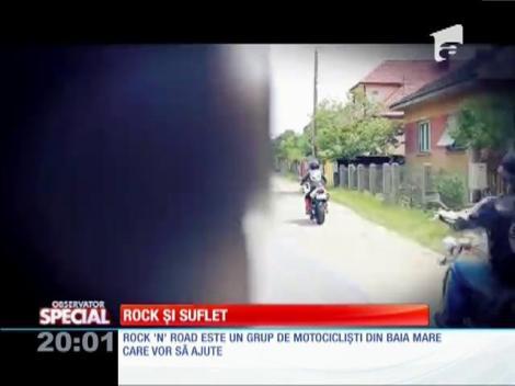 Motociclistii de la clubul Rock N'Road au donat sange de 1 iunie