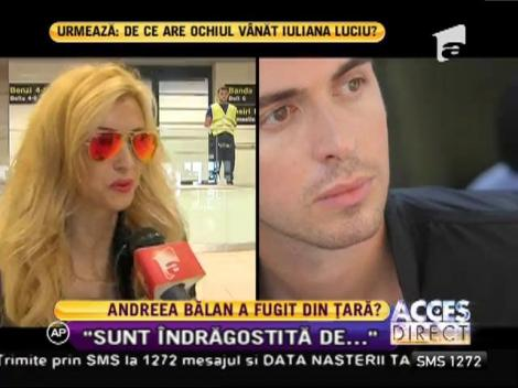 """Andreea Bălan: """"După 8 ani de relație trebuie să ies iar la întâlniri"""""""