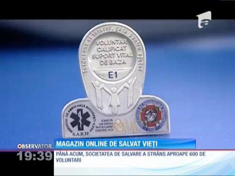 Societatea de Salvare Bucureşti dă şansa la viaţă prin voluntariat