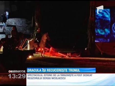 Atacul de noapte al lui Vlad Ţepeş, reeditat la Târgovişte
