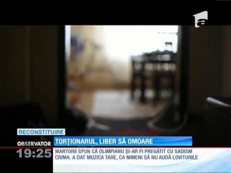 Un bărbat din Călărași și-a torturat iubita însărcinată până la moarte