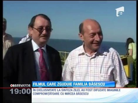 Iată filmul care zguduie familia Băsescu!