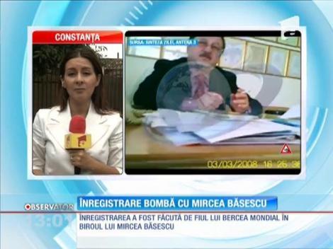 Update / Mircea Băsescu a primit bani de la familia lui Bercea Mondial