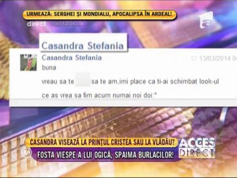 Cassandra a pus ochii pe Bogdan Vlădau şi Adrian Cristea