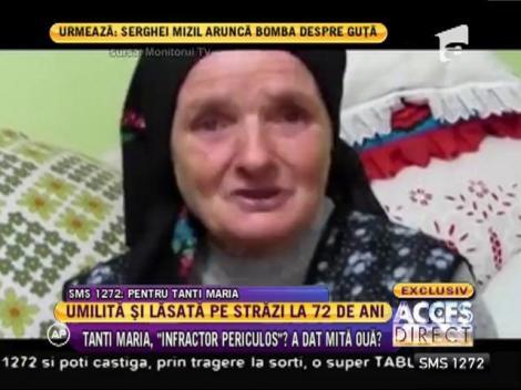 """A murit Maria Cociorvan, bătrâna acuzată de DNA că ar fi dat mită găini și """"ouă negre""""!"""