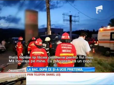 Accident cumplit, în Baia Mare