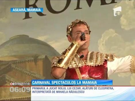 Show total la Carnavalul de la Mamaia