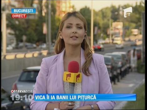 Instanţa a decis: Victor Piţurcă trebuie să-i plătească fiului o pensie alimentară de 12.000 de lei