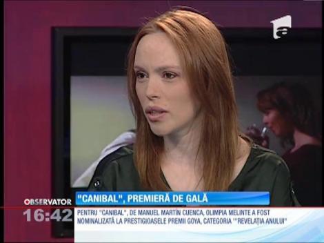 "Filmul ""Canibal"", o coproducţie româno-spaniolă"