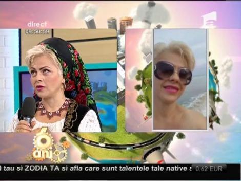Valeria Arnăutu, la Festivalul Românilor de la New York